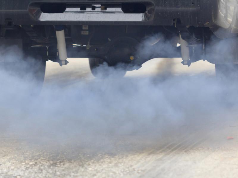 Problème Fumée D'échappement Excessive